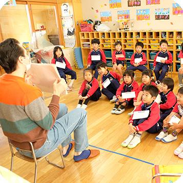 英語教室風景